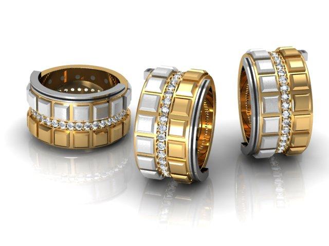 Gents Rings