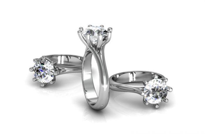 Platinium Rings